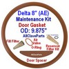 "DELTA 8"" (AE) STERILIZER PM KIT"