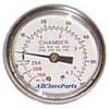 Medium Vacumatic Stage I PRESSURE/VACUUM GAUGE (CHAMBER)