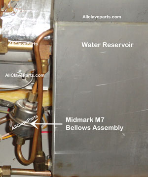 The Bellows is located on the Reservoir Tubing
