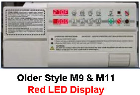 Notice Red Led Display