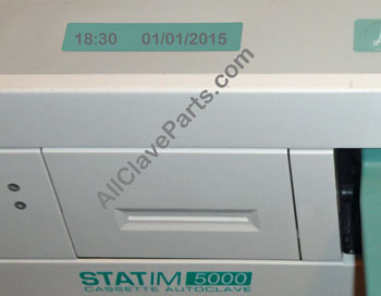 Date & Time on the Statim 5000 Autoclave