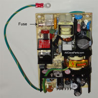 Tuttnauer Power Supply Board