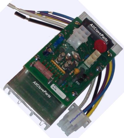 OCM SOLID STATE CONTROLLER (BOARD) WITH WIRING HARNESS