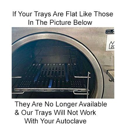 Delta XL10 Trays