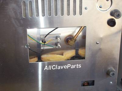 How To Get Access To The Midmark M11 Autoclave Bottom OverTemp Thermostat