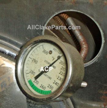 Step 6 - Replacing the Temperature Gauge