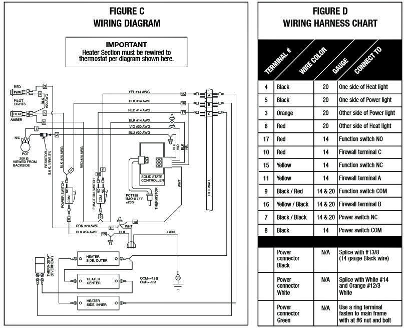 Ocm Thermostat Conversion Kit Wiring Diagram