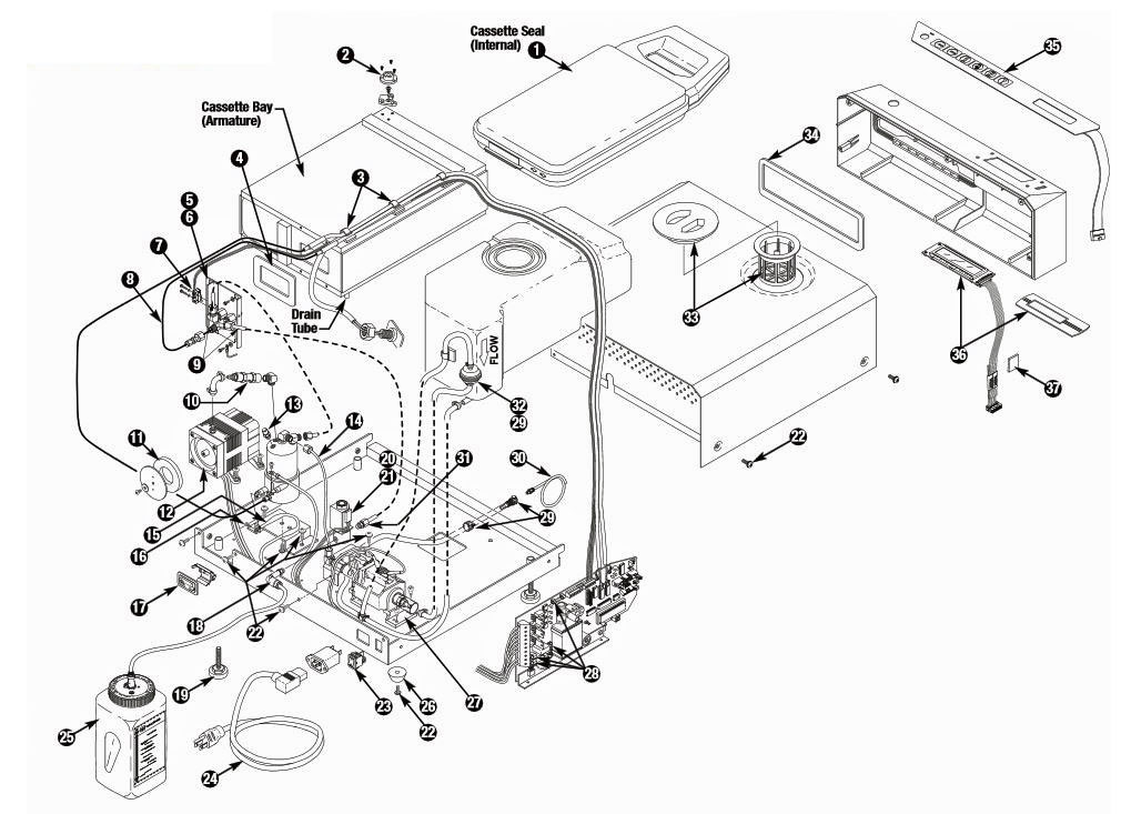 m700 bobcat electrical schematic