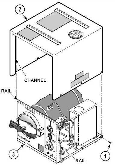 Midmark M7 Time Switch Wiring Diagram