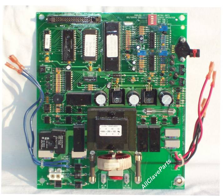 How To Replace The M11 PC Control Board
