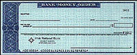 Pay By Check or Money Order