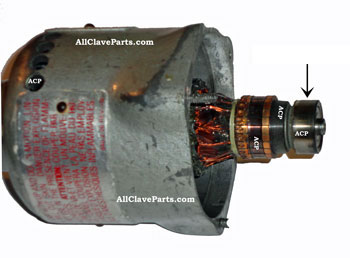 Replacing The Stryker 840 Cast Cutter Rear Bearing