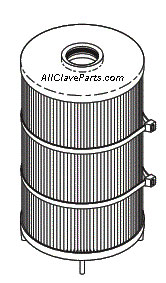 Stryker 986 CARTRIDGE FILTER