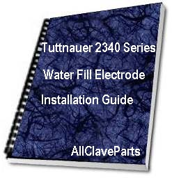 Water Fill Electrode Installation Guide