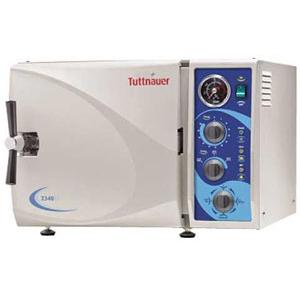 Troubleshoot & Repair Tuttnaur Autoclaves